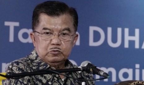 Wapres Akui Kesenjangan Ekonomi di Indonesia Masih Tinggi