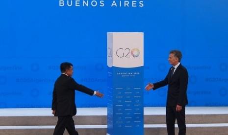Indonesia Suarakan Pentingnya Ekonomi Digital pada KTT G20
