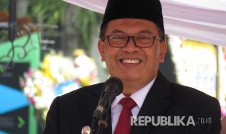 Wali Kota Bandung Masih Tunggu Jawaban Gubernur Soal Sekda