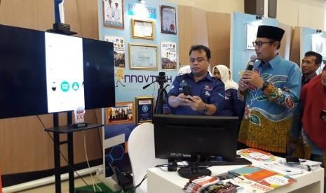 Karya Inovasi Unggulan Warga Sukabumi Dipamerkan