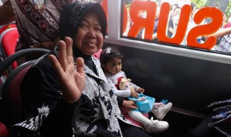 Tiga Pelajar Surabaya Kedapatan Mabuk, Ini Nasihat Risma
