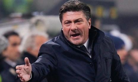 Jelang tabrak lawan tuan rumah Juventus  dalam pertandingan Serie A Italia pada Senin  Terkini Lawan Juventus, Inter Makara 'Underdog'? Ini Kata Mazzarri