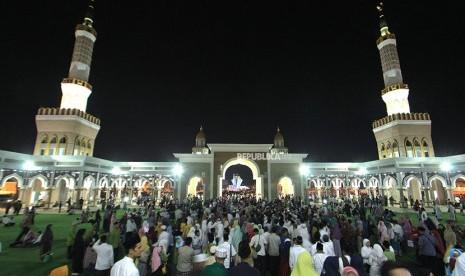 Syekh Abdul Manan, Sosok di Balik Islamic Center Indramayu