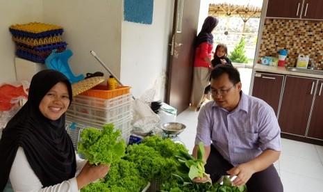 Taman Teknologi Pertanian Kementan Dongkrak Ekonomi Desa
