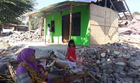 BNPB Masih Verifikasi Data Rumah Rusak Akibat Gempa