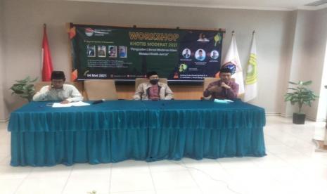 Wasathi Tegaskan Peran Khatib Sebagai Agen Islam Moderat