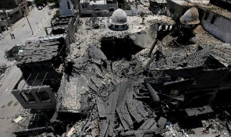 Hamas Ambil Alih Perbatasan Rafah