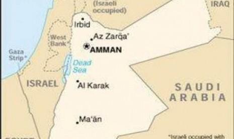 Yordania dan Suriah Buka Kembali Perbatasannya