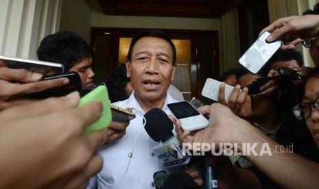 Wiranto: Perusakan Atribut Demokrat Tindakan Oknum Parpol