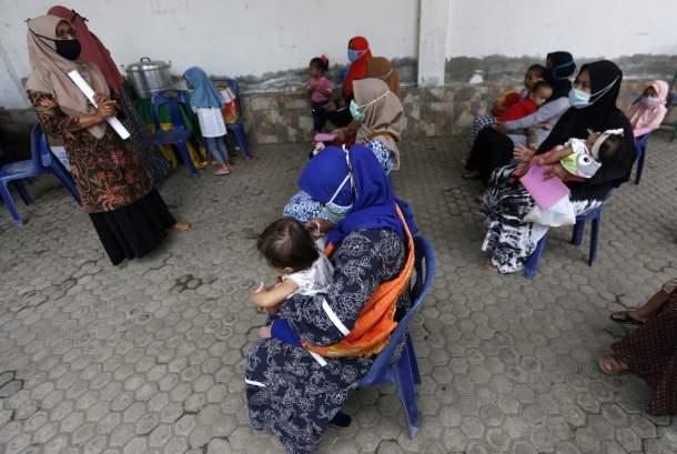 Imunisasi Rutin Jangan Terpengaruh Pandemi