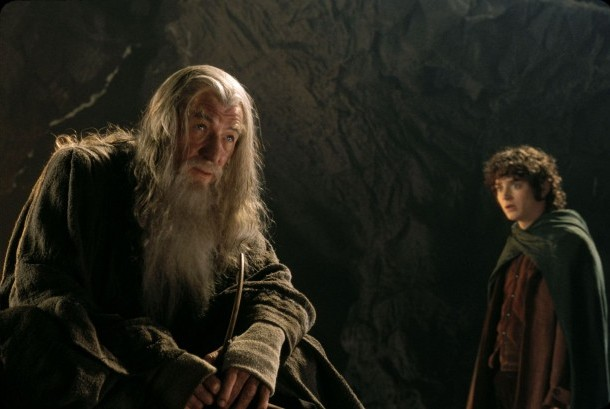 Adegan dari film Lord of the Rings