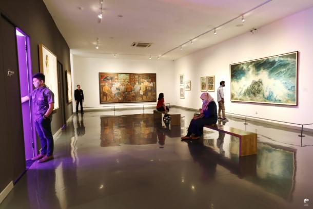 Galeri Nasional Indonesia.