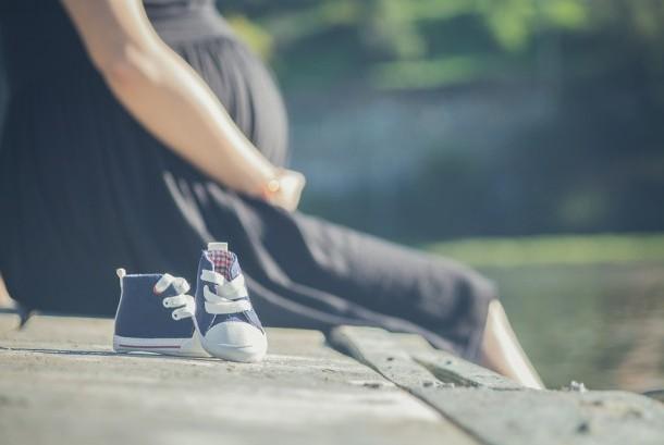 Perubahan hormonal membuat suhu tubuh secara alami lebih tinggi selama kehamilan. (ilustrasi)