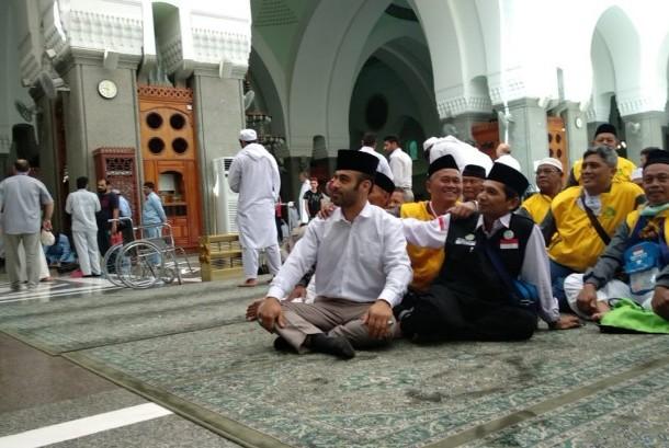 Permalink to Jamaah Diberangkatkan ke Makkah 26 Juli