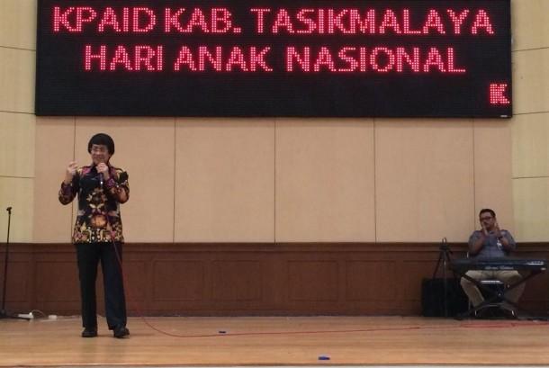 Ketua Umum LPAI Seto Mulyadi.