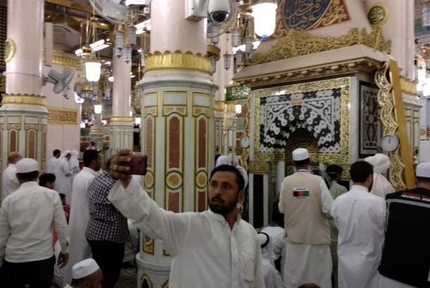 Permalink to Jamaah Haji Diimbau tak Gunakan Medsos Berlebihan