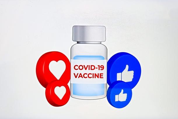 Vaksinasi membuat infeksi Covid-19 tidak berat dan bisa cepat sembuh.
