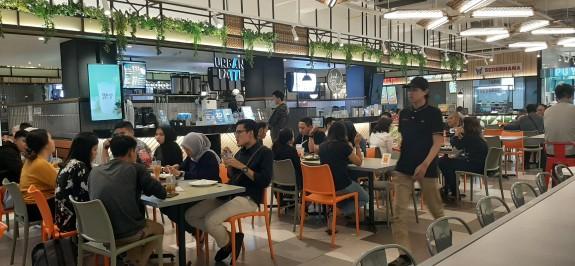 Food Society Jadi Pilihan Wisata Kuliner Blok M Plaza Republika