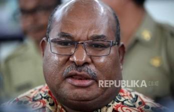 Gubernur Papua Minta Seluruh Komponen Lebih Fokus Jelang PON