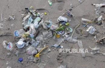 Volume Sampah Cianjur Naik 210 Ton Setelah Lebaran