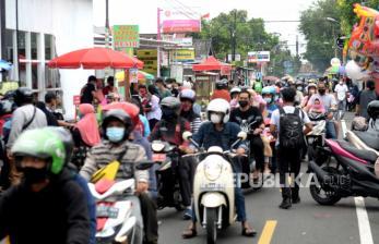 Kampung Ramadhan Jogokariyan Terapkan Prokes Ketat