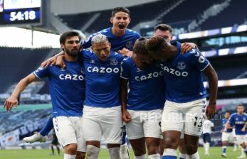 Ancelotti Masih Temui Kesulitan Gembleng Everton