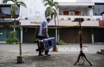 Ini Daftar Daerah PPKM Level 2, 3, 4 di Jawa-Bali