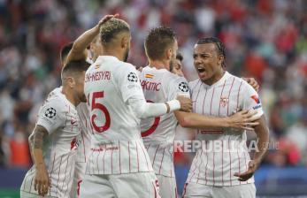 Sevilla Jegal Ambisi Sociedad Merangsek ke Puncak La Liga