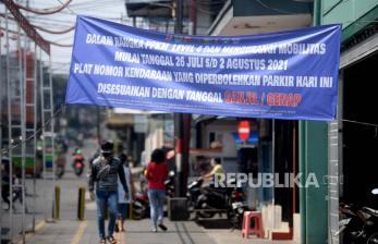 Satpol PP Kota Bogor Tindak Dua Tempat Usaha Pelanggar PPKM