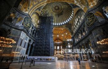 Hagia Sophia Jadi Masjid, Barat Jangan Lupakan Sejarah