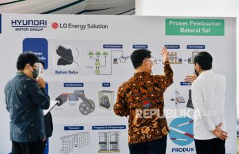 Negosiasi Pabrik Baterai Dilakukan Tanpa Konsultan Asing