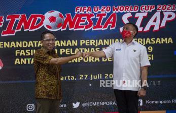 Menpora: Penunjukan Manajer Timnas Piala Dunia Wewenang PSSI