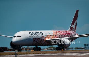 Sydney <em>Lockdown</em>, Qantas Berhentikan Sementara 2.500 Staf