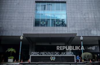 Penutupan DPRD DKI Diperpanjang Hingga 25 Januari 2021