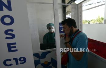 Kota Metro Lampung Berstatus Zona Merah Covid-19