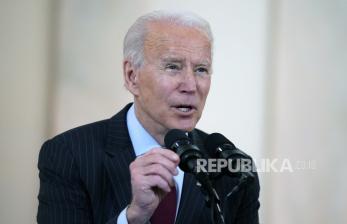 Joe Biden: AS akan Bantu Saudi Hadapi Ancaman Iran