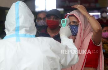 Krisis Covid-19 di India, RS Penuh Hingga Oksigen Langka