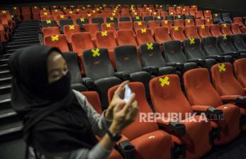 Pemkot Jakpus akan Periksa Bioskop Jelang Pembukaan