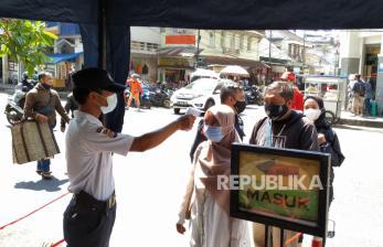 Dinkes Bandung Sebut PPKM Dinilai Efektif Tekan Covid-19