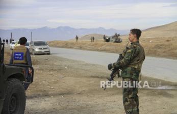 Bom Meledak di Bus Afghanistan, 11 Orang Meninggal