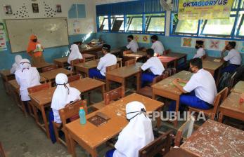 5.600 Pelajar Ikuti 'Madrasah Young Researcher Super Camp'