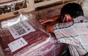 RS Polri Terima 325 Kantong Jenazah Hingga Pencarian Selesai