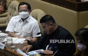 Tito Usulkan Anggaran Persiapan Pemilu 2024 Rp 1,9 Triliun