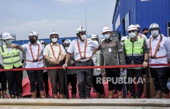 Luhut Pastikan Kereta Cepat Jakarta-Bandung Rampung 2022