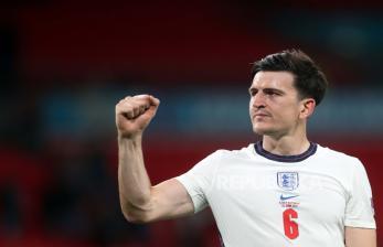 Maguire Berlatih Terpisah Jelang Inggris Vs Jerman