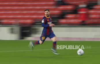 Manchester City Terus Dekati Lionel Messi