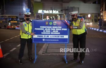 Pembatasan Mobilitas Jakarta tak Berlaku Bagi Ojek Daring