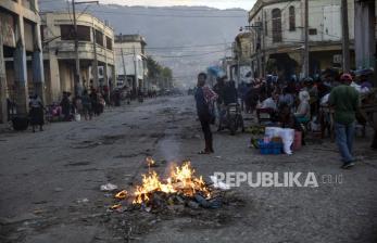 Kekuasaan Geng-geng Haiti Semakin Luas