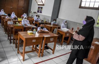 Disdik: 1.509 Sekolah di Jakarta Siap Gelar PTM