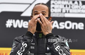 Lewis Hamilton: Ini Bukan Saat yang Tepat Bicara Kontrak